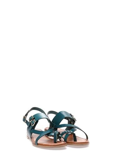 Greyder Sandalet Renkli